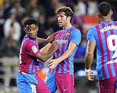 'FC Barcelona dreigt weigeraar uit selectie te zetten'