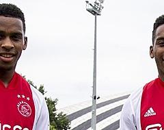 Quinten Timber trots op tweelingbroer: 'Het is gewoon genieten'