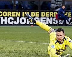 """Bijlow blundert bij Feyenoord: """"Wat er misging?"""""""