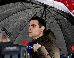"""Perez vreest voor voetbal: """"Heel veel moeite mee"""""""