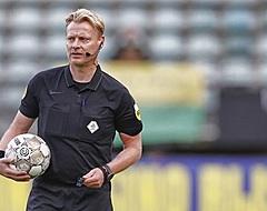 Willem II'er vloert scheidsrechter Blom met tackle (🎥)