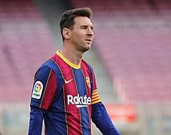 """""""We gaan geen regel aanpassen voor Messi"""""""
