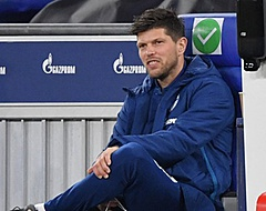 Drama bij Schalke, Huntelaar 'terneergeslagen'