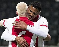 Sébastien Haller kijkt ogen uit bij Ajax: 'Hij is geobsedeerd'