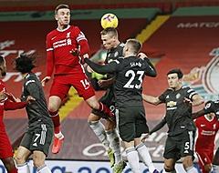 Topper tussen Liverpool en United neemt spanning niet weg