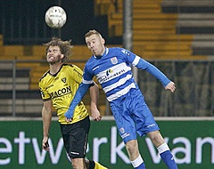 PEC Zwolle en VVV-Venlo delen de punten