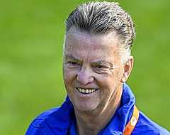 'Oranje-international totaal niet blij met Van Gaal'