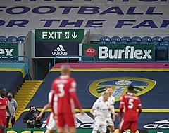 Protesterend Leeds deelt Liverpool tik uit