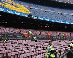 'Piqué weg bij Barça door voorval in kleedkamer'