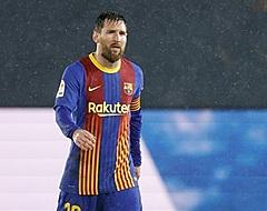 'Lionel Messi zonder contract naar Copa América'