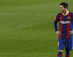 'Leo Messi heeft absolute voorkeur voor toekomst'