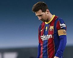 VIDEO: Messi deelt klap uit en krijgt rood