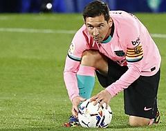 Koeman spreekt zich uit over inzetbaarheid Messi