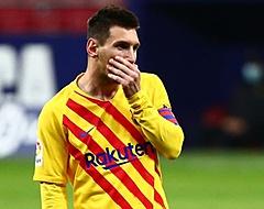 'Lionel Messi zorgt voor keiharde rel'