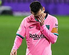 'Messi vertrekt als ik niet gekozen word'