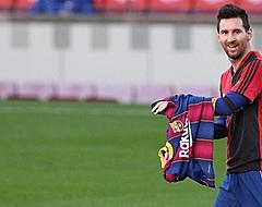 'Barça vecht kaart Messi aan, Ramos als voorbeeld'