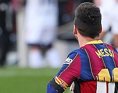 Koeman laat Messi opnieuw buiten CL-selectie