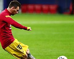 'PSG-eigenaren trekken aan de bel vanwege Messi'