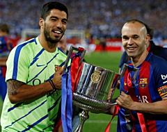 'FC Barcelona kijkt bedroefd naar megabod Arsenal'