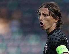 Modric spaart Kroatië niet na zwakke EK-start