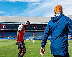 'Krankzinnige actie' choqueert Feyenoord