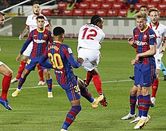 <strong>De 11 namen bij Sevilla en Barça: De Jong vs. De Jong, ook Dest in de basis</strong>