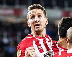 Luuk de Jong zorgt voor probleem bij PSV
