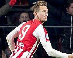 'PSV-spits De Jong lijkt transfer naar Mexico te kunnen vergeten'
