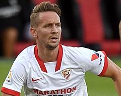 Luuk de Jong rond pass heerlijk af en zet Sevilla op voorsprong (🎥)