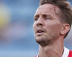 'Luuk de Jong en vrouw hebben nieuws voor PSV'