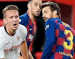 Piqué kopt Barça in extremis naar verlenging bij volgende comeback (🎥)