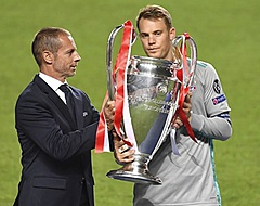 Müller en Neuer reageren: 'Het was emotioneel'