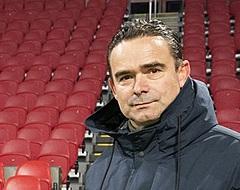 Ajax sluit 'werelddeal' met transfer dankzij Overmars