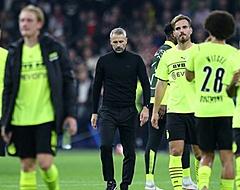Dortmund-coach: 'Scheisse, Ajax is écht goed'