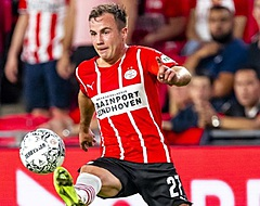 Uitblinkende Götze geniet van 'nieuw' PSV