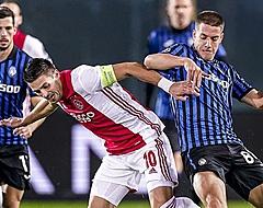 Atalanta boekt vier dagen na 'Ajax' krappe uitzege