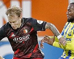 'Met een beetje pech dreigt een rampseizoen voor Feyenoord'