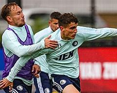 """Guus Til is Feyenoorder: """"Dat knaagde aan mij"""""""