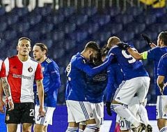 """Verbazing rond Feyenoord: """"Een heel dubieus moment"""""""
