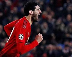 'Marouane Fellaini keert met transfer terug in Europa'