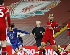 Mount schiet Chelsea naar zege bij Liverpool