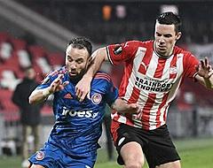 PSV vliegt door late treffer uit Europa League