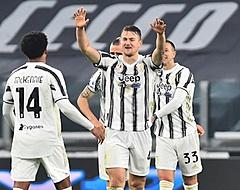 Juventus rondt eerste zomertransfer af: 18,5 miljoen
