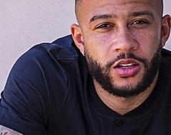 Memphis spreekt zich uit over Barça: 'Iedereen weet dat'