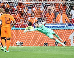 Oranje zeker van EK-vervolg na zege op Oostenrijk