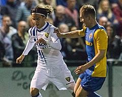 VVV neemt afscheid van huurlingen van Borussia Dortmund en Real Madrid