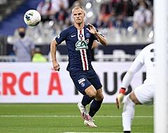 Bizarre actie Mitchel Bakker bij Paris Saint-Germain