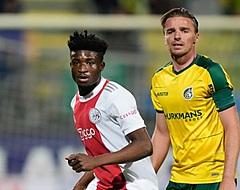 """Plan viel in duigen: """"Ajax een klasse te goed"""""""