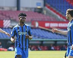 'Toptarget Ajax is nóg beter dan Mohammed Kudus'