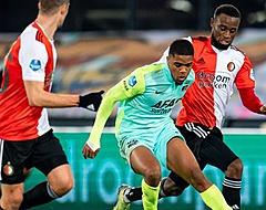 'Verliespartij Feyenoord tegen AZ door Klassieker'